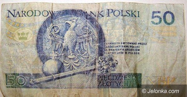 REGION JELENIOGÓRSKI: Fałszowanie pieniędzy zbrodnią