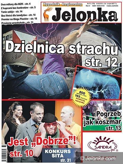 """JELENIA GÓRA: Tygodnik """"Jelonka.com"""" od poniedziałku w kioskach"""