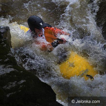Szklarska Poręba: Adrenalina i pokaz niezwykłych umiejętności na rzece Kamienna