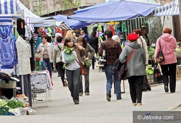 JELENIA GÓRA: Targowiska w ręce kupców