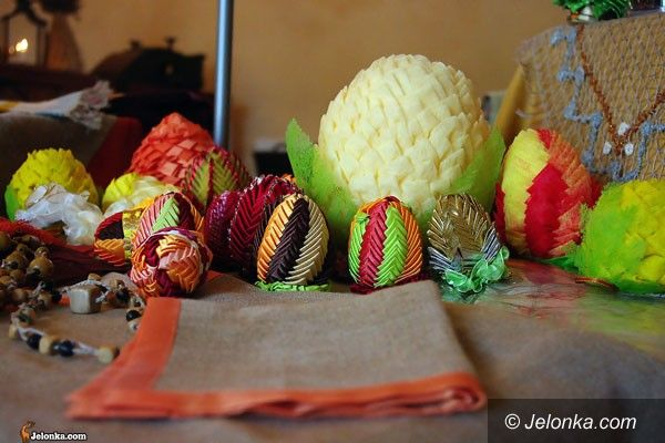 ŁOMNICA: Pyszny folklor Małej Wielkanocy