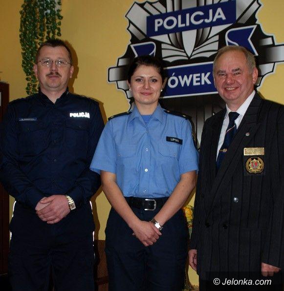 LWÓWEK ŚLĄSKI: Niemka na służbie w Polsce