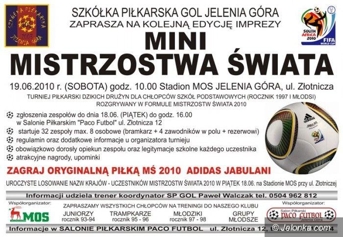 Jelenia Góra: Mini Mistrzostwa Świata w Jeleniej Górze