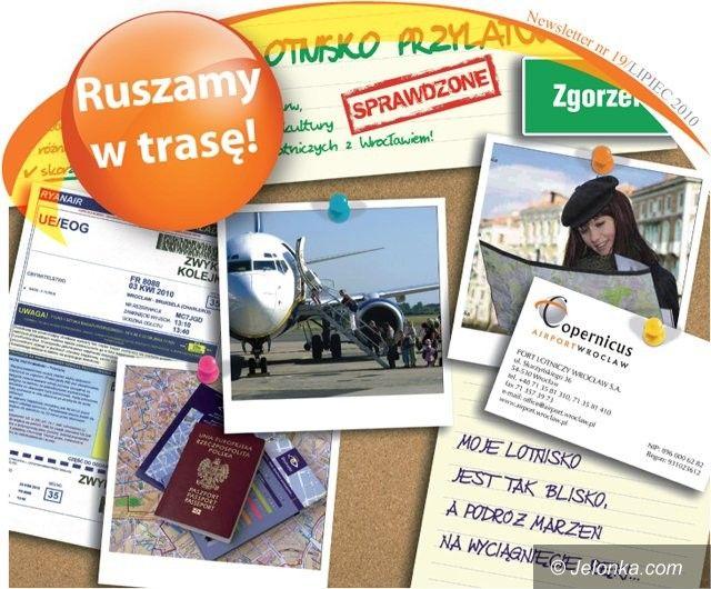 JELENIA GÓRA/ DOLNY ŚLĄSK: Lotnisko przyleci do nas