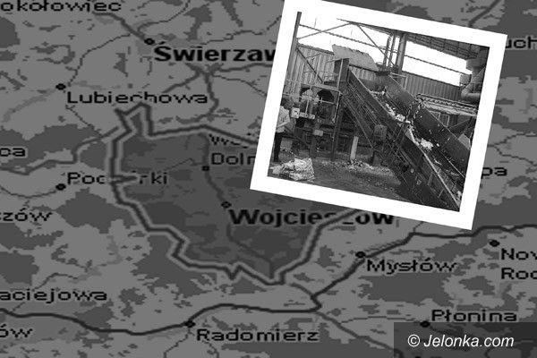 REGION: Robotnik zginął w kruszarce