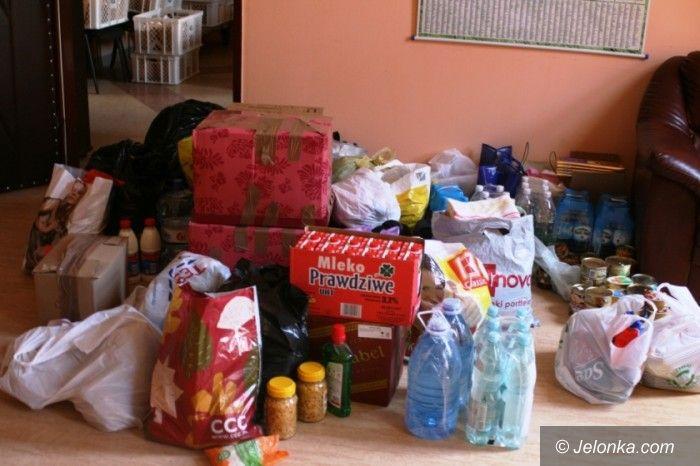 REGION: Żywności już nie trzeba