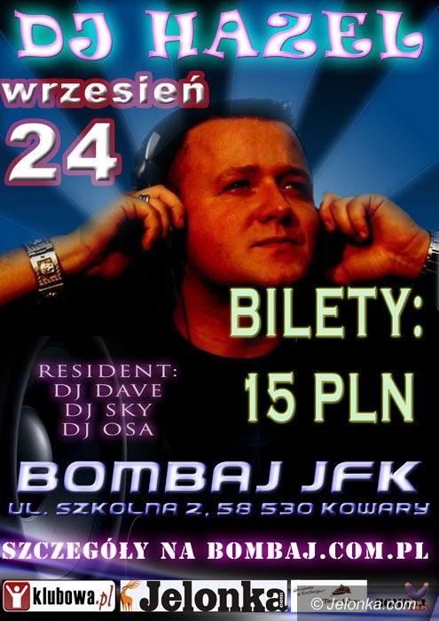 KOWARY: DJ HAZEL da czadu w Kowarach