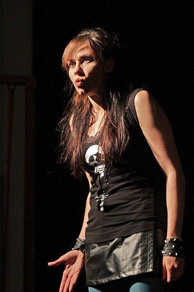 W roli tytułowej wystąpi Anna Ludwicka, znakomita aktorka młodego pokolenia.
