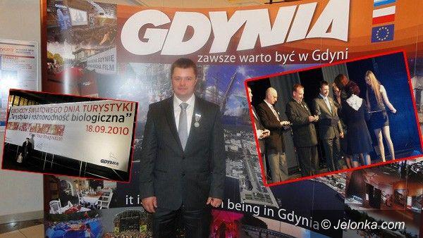 JELENIA GÓRA/ GDYNIA: Laureat z Miłkowa nagrodzony