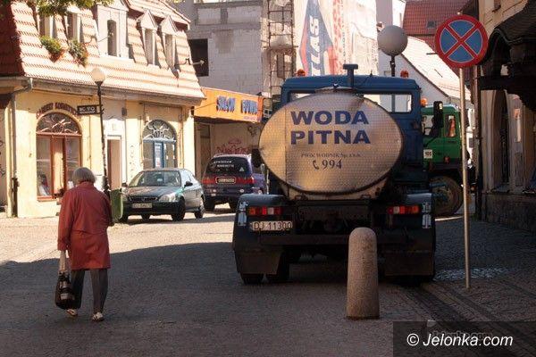 JELENIA GÓRA: Modernizacja w Grabarowie: pół miasta bez wody