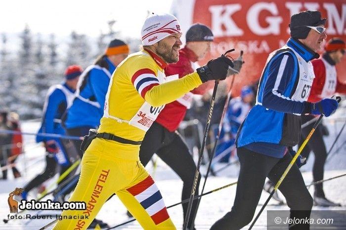 Szklarska Poręba: Niedziela na biegówkach