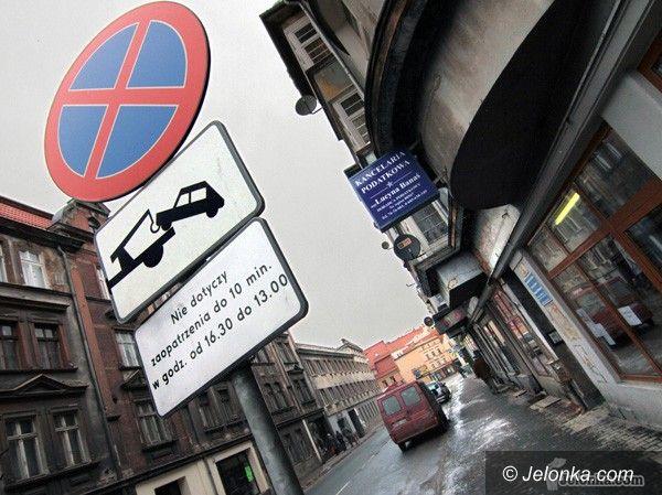 JELENIA GÓRA: Ulica Wolności – najdroższy parking w mieście!