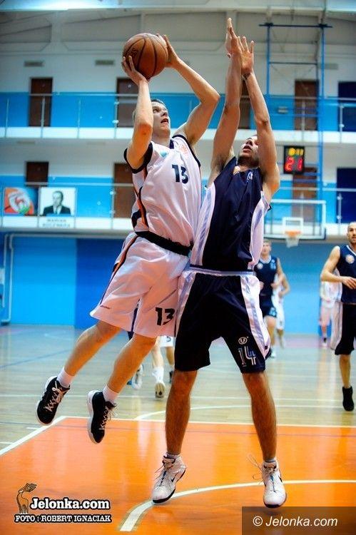 II-liga koszykarzy: Koszykarzy Sudetów czeka wyjazd do Bytomia