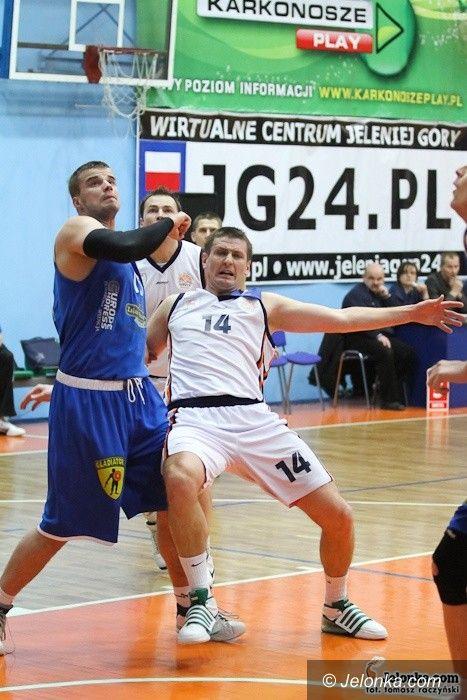 II-liga koszykarzy: Księżak bez szans, pewne zwycięstwo Sudetów – fotorelacja z meczu
