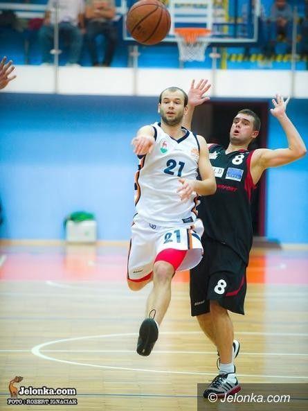 II-liga koszykarzy: Sudety czeka wyjazd na mecz z legendarnym klubem polskiej koszykówki