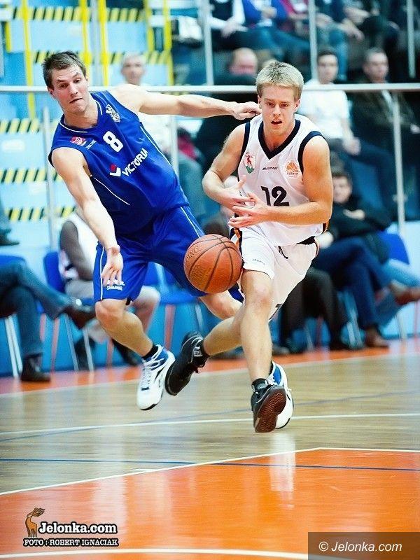 II-liga koszykarzy: Śląsk pokonany po raz drugi