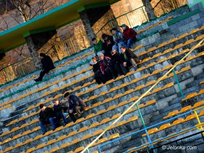 Jelenia Góra: Sparingowe derby dla piłkarzy Karkonoszy