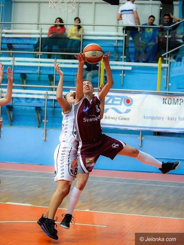 I-liga koszykarek: Klęska koszykarek Karkonoszy w meczu z Unią Swarzędz