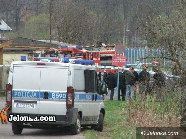 JELENIA GÓRA: Wypadek samolotu przy jeleniogórskim lotnisku: pilot zginął