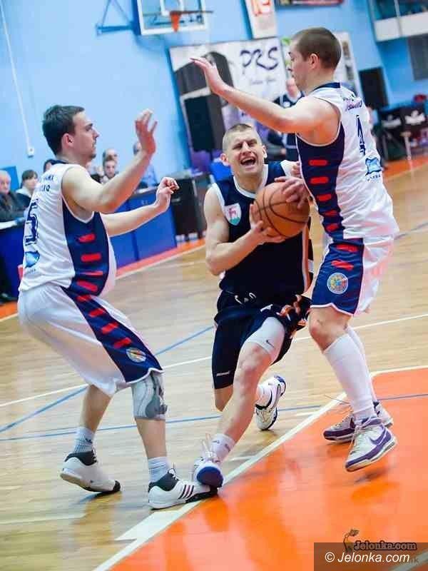 II-liga koszykarzy: Pierwszy mecz finałowy dla Open Florentyny Pleszew