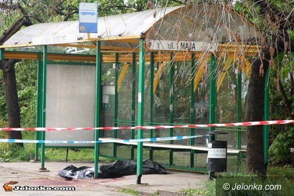Jelenia Góra: Zabójstwo przy dworcu głównym. Policja zatrzymała podejrzanego sprawcę
