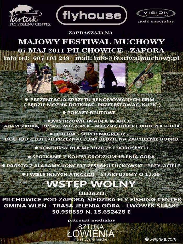 Pilichowice/region: Majowy Festiwal Muchowy już jutro!