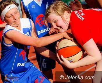 Jelenia Góra: Orlik Basketmania, tym razem w szranki stanęły dziewczęta – fotorelacja z zawodów