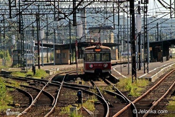 JELENIA GÓRA: Gęstsze linie kolejowe. Ku poprawie sieci połączeń