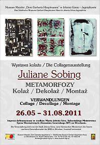 Jagniątków/region: Wystawa Juliane Sobing w Jagniątkowie