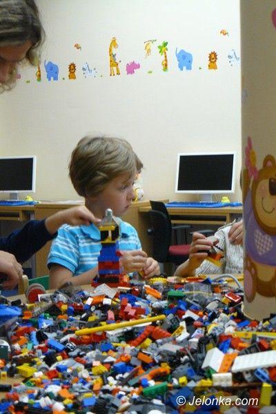 Jelenia Góra: Budując rozwijali wyobraźnię