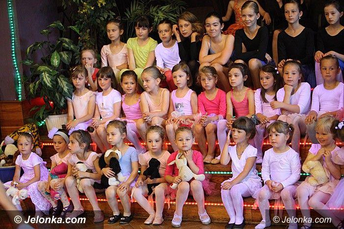 Jelenia Góra: Tanecznie zakończyli rok szkolny