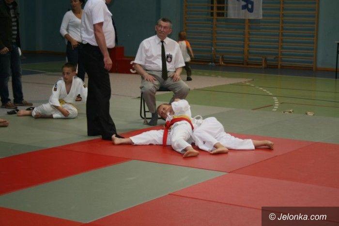 Strzegom: Dobry występ judoków Gwardii podczas zawodów w Strzegomiu