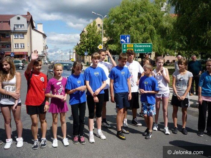 Nowogrodziec: Biegali w Nowogrodźcu
