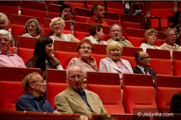 JELENIA  GÓRA: Big Band zachwycił publikę. Wczoraj w filharmonii