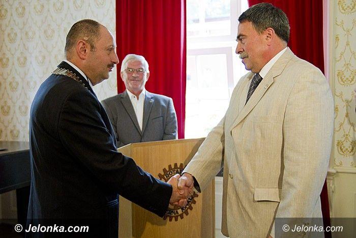 REGION JELENIOGÓRSKI: Rotarianie wybrali nowe władze
