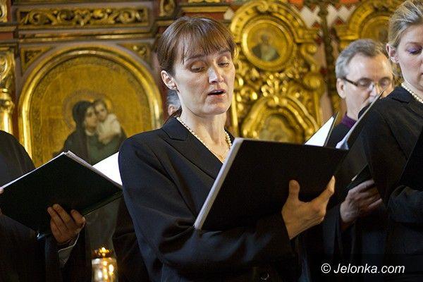 JELENIA GÓRA: Śpiewem szerzą wiedzę o prawosławiu