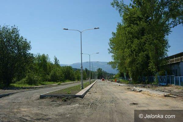 Jelenia Góra: Ulica Karola Miarki będzie jak nowa