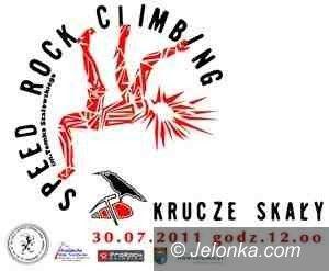 Karpacz: Zawody wspinaczkowe – Speed Rock Climbing Karpacz