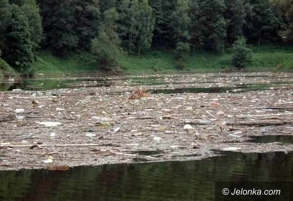 REGION: Bomba ekologiczna na Jeziorze Pilchowickim