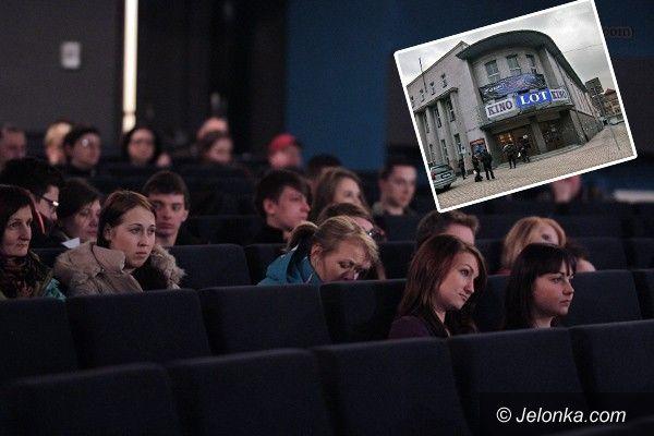 JELENIA GÓRA: Trzy wymiary w kinie Lot już jesienią!