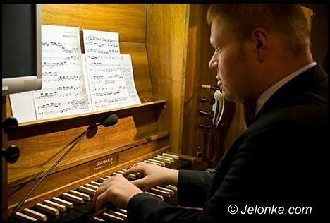 JELENIA GÓRA: Koncert organowy Jakuba Garbacza w Kościele Zbawiciela