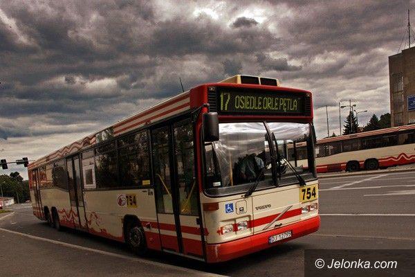 JELENIA GÓRA: Rozkładowa rewolucja. Autobusy przestaną wozić powietrze?