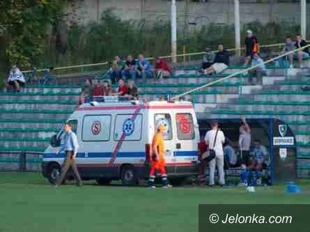 Jelenia Góra: Wojtek Bijan jesienią już nie zagra