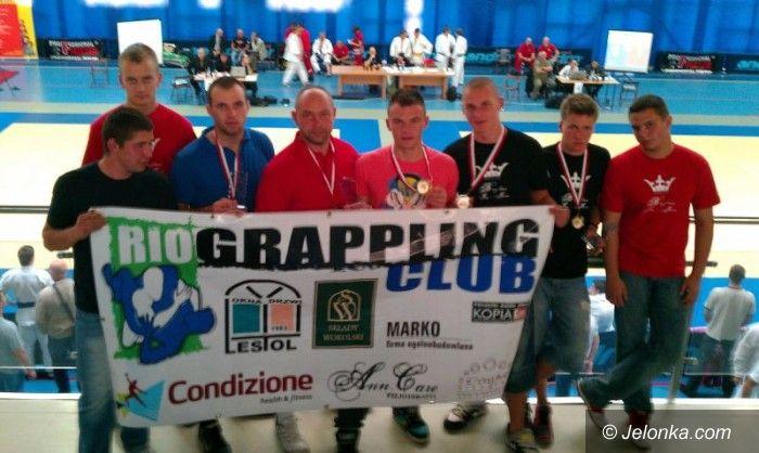 Zawiercie: Zawodnicy Rio Grappling z mistrzowskimi medalami