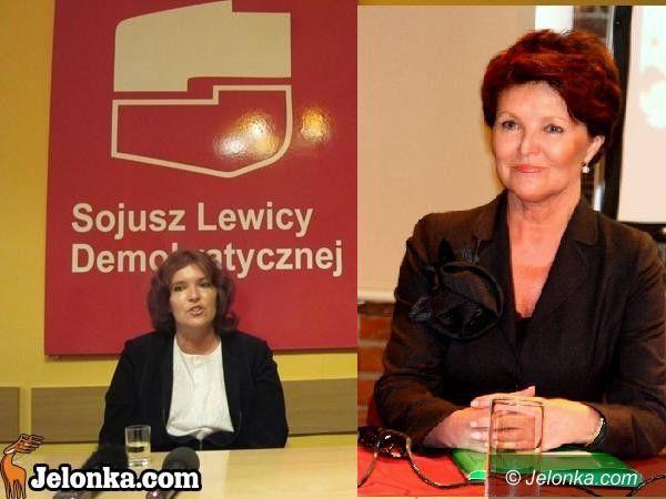 JELENIA GÓRA- KRAJ: Kwaśniewska wspiera Szmajdzińską w walce o Sejm