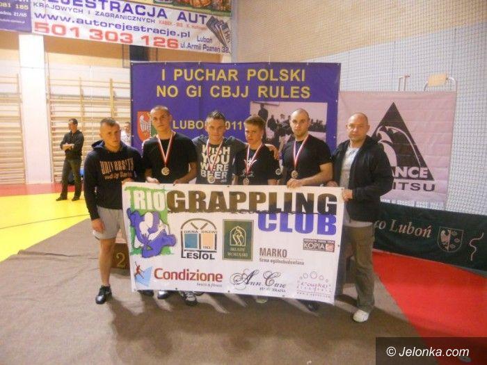 Luboń: Kolejne medale zawodników Rio Grappling Club