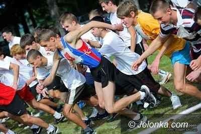Jelenia Góra: Wyniki indywidualnych biegów przełajowych gimnazjalistów