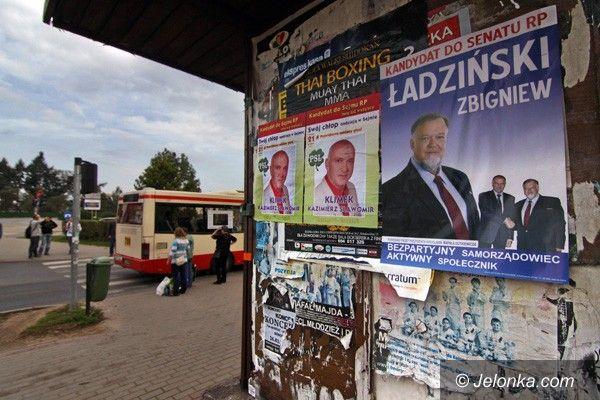JELENIA GÓRA: Komitet Wyborczy Wyborców Aktywni Społecznie za wyborczą burtą