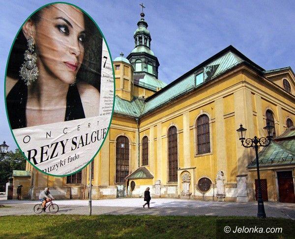 JELENIA GÓRA: Na 300–lecie Kościoła Łaski zaśpiewa gwiazda fado