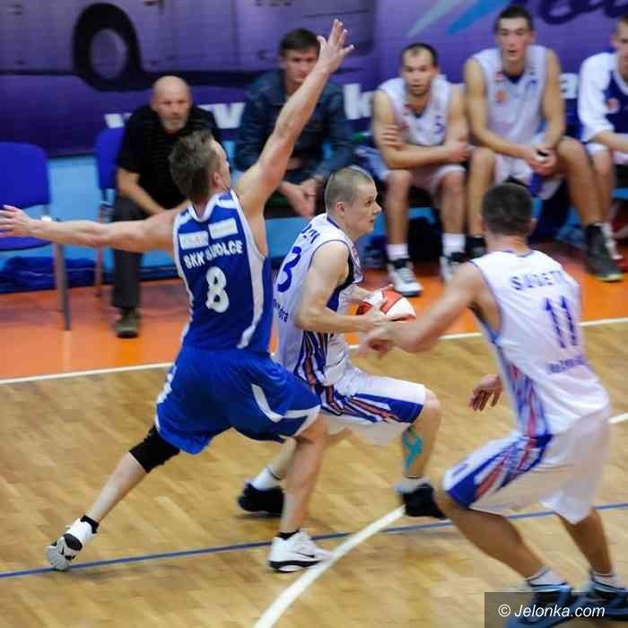 I-liga koszykarzy: Pierwsze zwycięstwo Sudetów, Niesobski